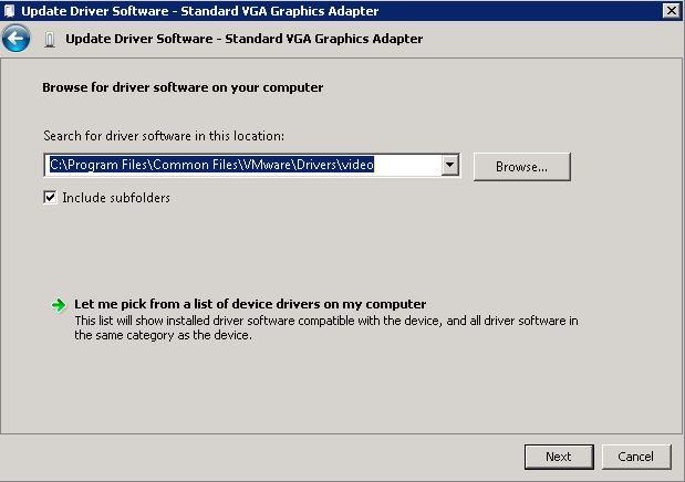Slow mouse performance on Windows 2008 R2 virtual machine-2